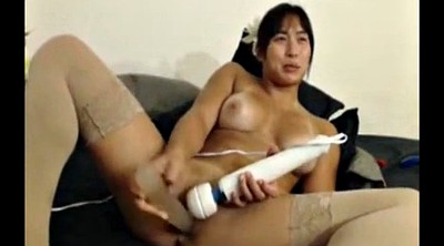 Asian mature, My asian wife, Check, Asian stocking