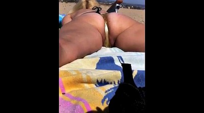 Beach, Flashing