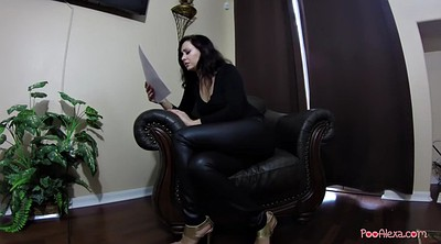 Farting, Pants, Interview, Alexa, Leather pants, Pant
