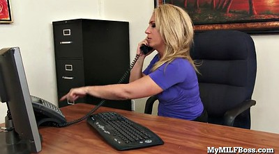 Secretary, Milf boss
