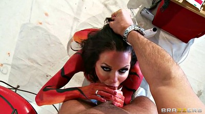 Veronica avluv, Veronica, Pov milf, Avluv, On her knees, Milf deepthroat