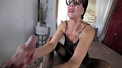 Footjob, Nylon feet, Nylon footjob, Footjob nylon