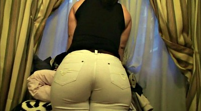 Jeans, White ass