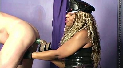Slave training, Strapon black, Slave anal, Ebony femdom, Black strapon
