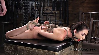 Hogtied, Fetish, Down