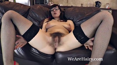 Fingering, Teens solo, Hairy masturbation
