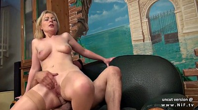 Mom anal, French, French milf