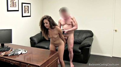 First anal, Anal casting