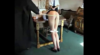 Naked, Caning, Spanking girl, Pretty girls