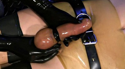 Latex, Latex handjob