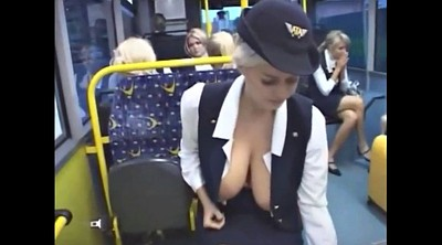Grope, Public handjob, Groping, Mature handjob, Massage handjob, In bus