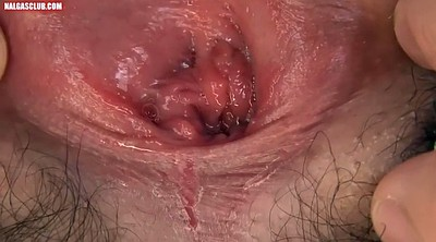 Hairy solo, Hairy masturbation