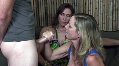 Mom, Friends mom, Friend mom, Mom handjob, Moms friends, Big tits mom
