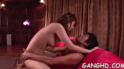 Japanese, Asian, Japanese gangbang, Group sex japanese