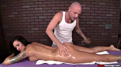 Super hot, Hot massage