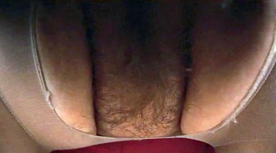Mature pantyhose, Hairy mature