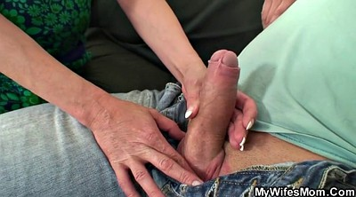Mother, Old mature, Young cock, Granny busty, Cock granny, Mature wife