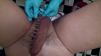 Game, Doctor, Femdom fisting, Cbt