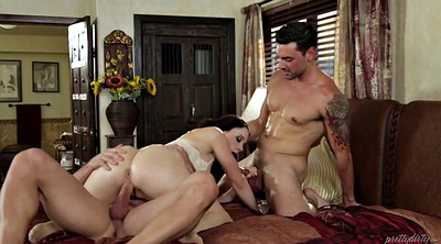 Chanel preston, Threesome milf, New wife, Husband threesome
