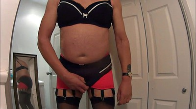 Stockings lingerie, Girdle