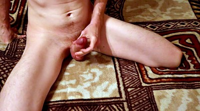 Twink, Small cock, Pussy cum, Small cock gay