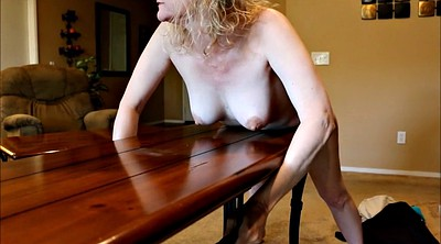 Spanking, Housewife, Mature dildo