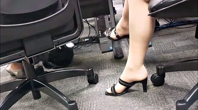 Nylon, Boss, Nylon foot