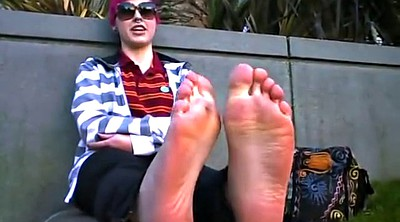 Punk, Sole, Stinky, Foot girl