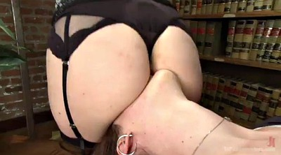 Mistress, Shemale blowjob