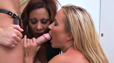 Reality, Lesbian mommy, Strapon threesome