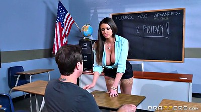 Brazzers, Student, Brooklyn chase, Teacher anal, Sexy teacher, Student anal