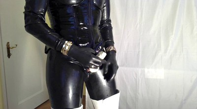Boots, Boot, Latex