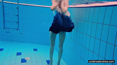 Clothed, Swimming, Sport girl