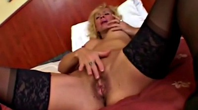Busty milf, Mature big tits, Mature blonde, Hungry, Tight mature