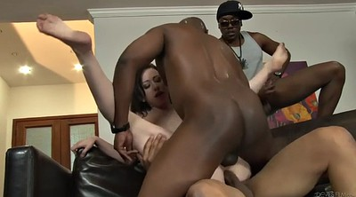 Mandingo, Interracial, Double anal