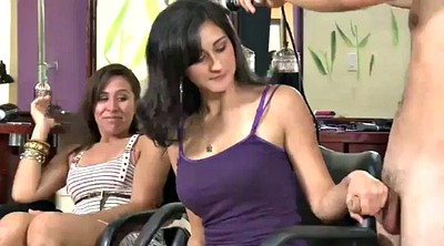 Cfnm handjob, Teen blowjob, Prank, Amateur handjob, Pranks, Hairdresser