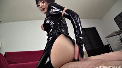 Rimjob, Japanese handjob, Japanese big ass, Ass licking