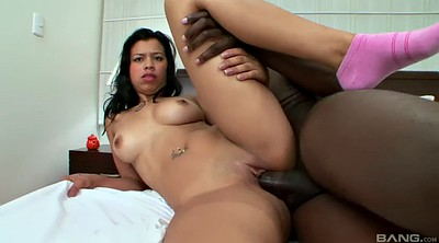 Stock, Latina cowgirl