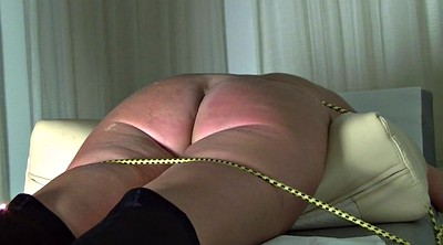 Spanked, Waxing, Caning
