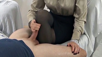Nylon feet, Pantyhose feet, Stockings, Pantyhose cum, Gay feet, Nylon handjob