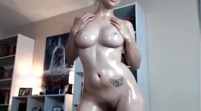 Oiled, Oil dance, Butt dance