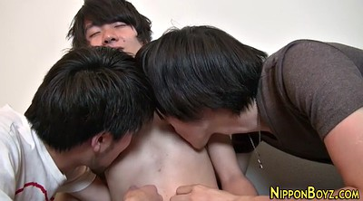 Japanese blowjob, Japanese handjob, Teen gay, Japanese threesome, Japanese gay, Threesome licking