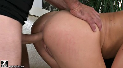 Lindsey olsen, Mouth fuck, Blonde russian