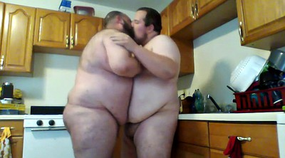 Fat bear, Fat gay, Bear fat, Kitchen, Gay fat