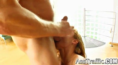 Whore, Threesome anal