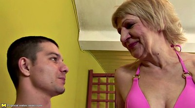 Old young, Granny boy, Anal mature, Young boy, Real mother