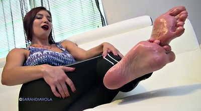 Sarah, Sole, Feet joi