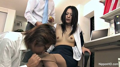 Japanese office, Asian young, Japanese pussy licked, Secretary office, Japanese toy
