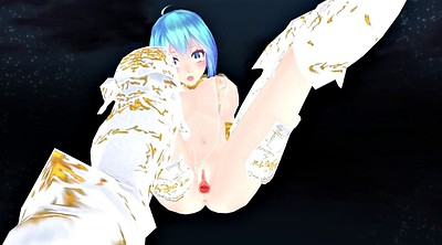 Mmd, Pussy gaping, Gaping pussy, View, Pussy gape