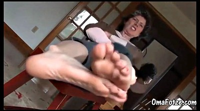 Feet, Bbw mature, Pervert, Mature feet